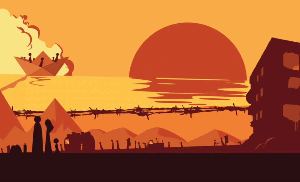 Kakuma: Rebooting empathy through a gamified voyage http://blog.kakumagame.com
